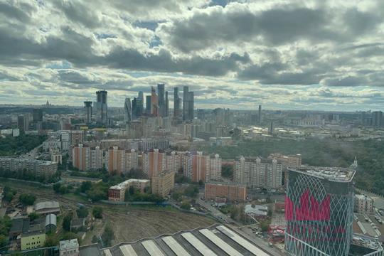 3-комн квартира, 66.5 м2, 37 этаж