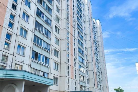 2-комн квартира, 54.4 м2, 13 этаж