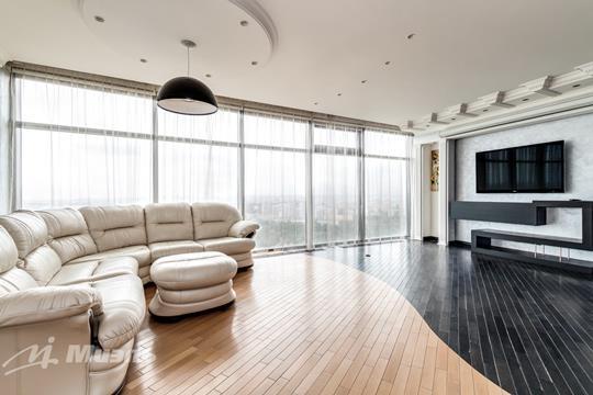 Многокомнатная квартира, 221.1 м2, 34 этаж