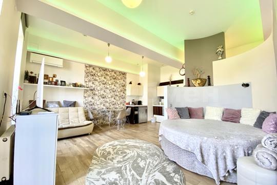 1-комн квартира, 50.1 м<sup>2</sup>, 4 этаж_1