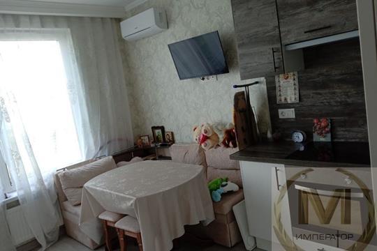 1-комн квартира, 26.6 м2, 6 этаж