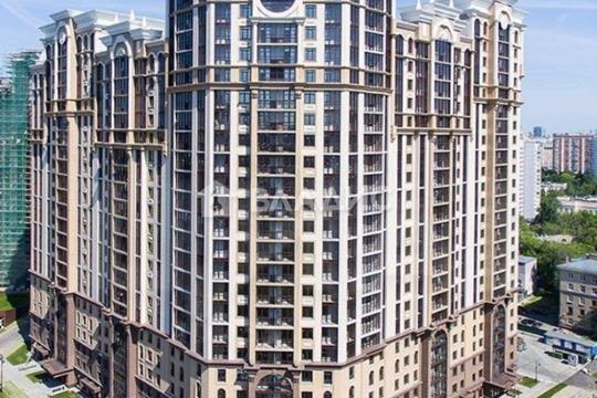 2-комн квартира, 72.2 м2, 5 этаж