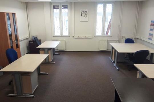 Офис, 42.1 м2, класс A