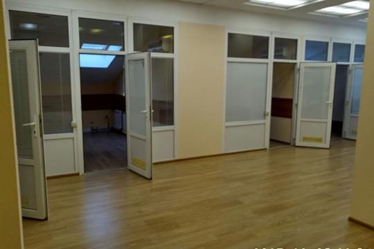 Офис, 176.6 м2, класс C