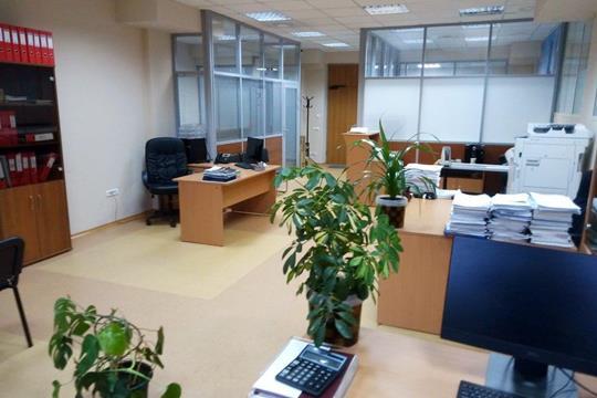 Офис, 75.6 м2, класс B