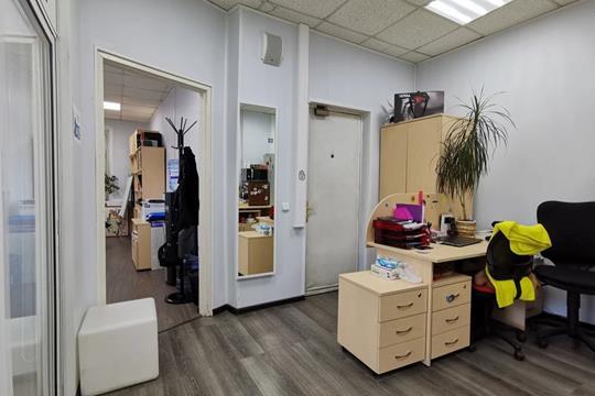 Офис, 49.8 м2, класс B+
