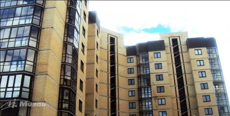 1-комн квартира, 49 м2, 2 этаж - фото 1