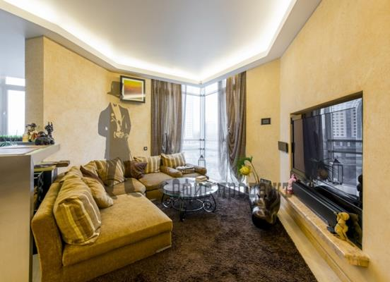 3-комн квартира, 80 м2, 10 этаж - фото 1