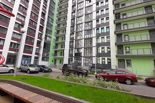 3-комн квартира, 80.7 м2, 13 этаж