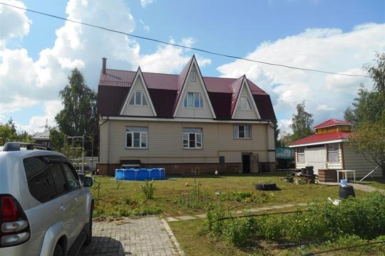Коттедж, 450 м2, раменский р-н дергаево школьная 5, Егорьевское шоссе