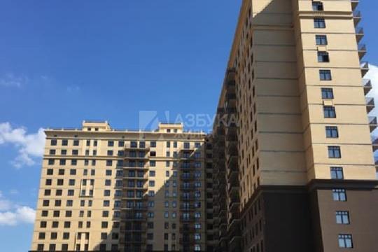 1-комн квартира, 44.6 м2, 3 этаж
