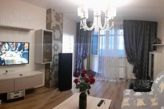 2-комн квартира, 63 м2, 15 этаж