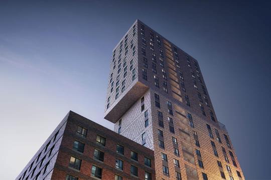 2-комн квартира, 61.9 м<sup>2</sup>, 18 этаж_1
