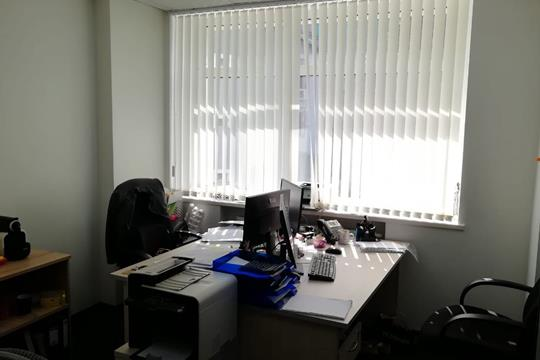 Офис, 581 м2, класс A