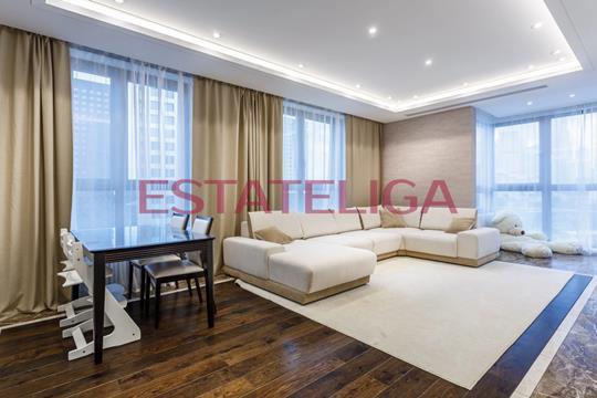 4-комн квартира, 152 м2, 11 этаж