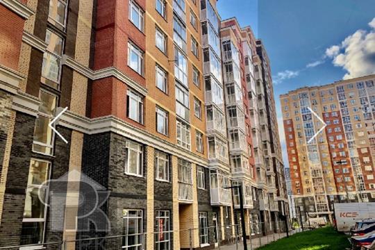 2-комн квартира, 66 м2, 2 этаж