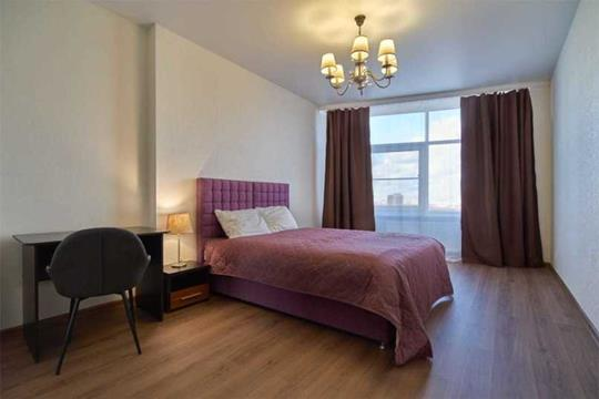 3-комн квартира, 130 м2, 33 этаж