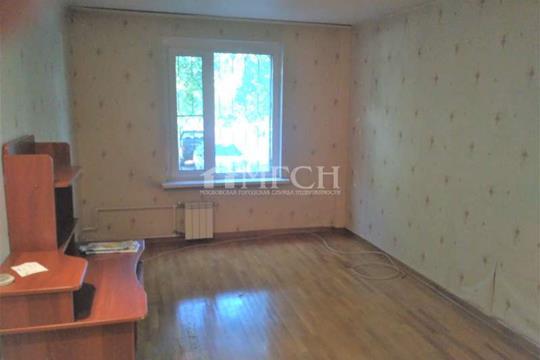 1-комн квартира, 36.7 м2, 1 этаж