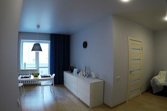 1-комн квартира, 41 м2, 6 этаж