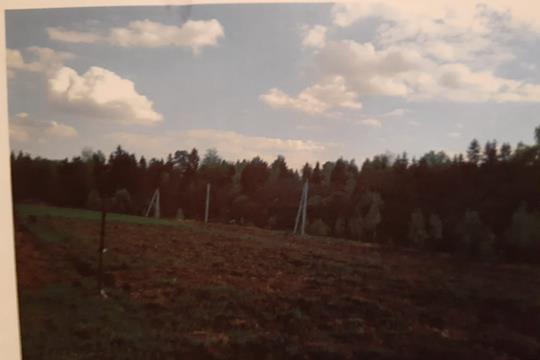 Участок, 700 соток, деревня Зубцово Зубцово д 92, Ярославское шоссе
