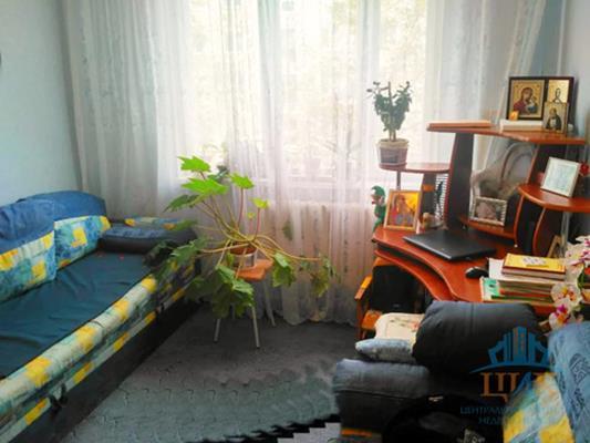 2-комн квартира, 44.2 м2, 3 этаж - фото 1