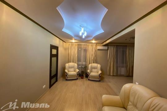 3-комн квартира, 71 м2, 12 этаж