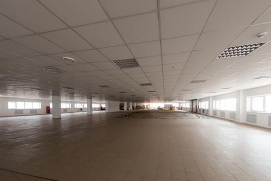 Офис, 1700 м2, класс A