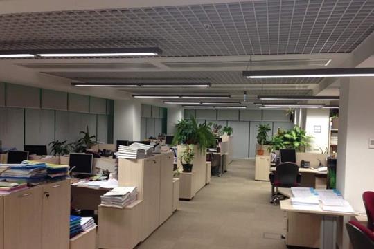 Офис, 590 м2, класс B+