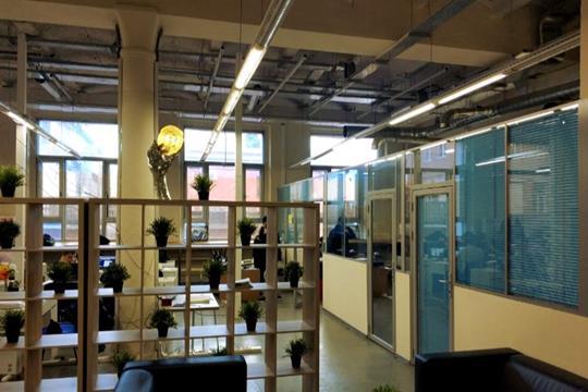 Офис, 233.75 м2, класс B