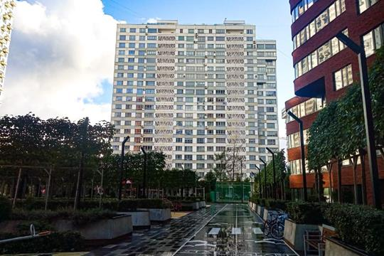 2-комн квартира, 57 м2, 14 этаж