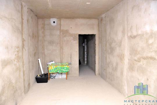 Студия, 35.6 м2, 4 этаж