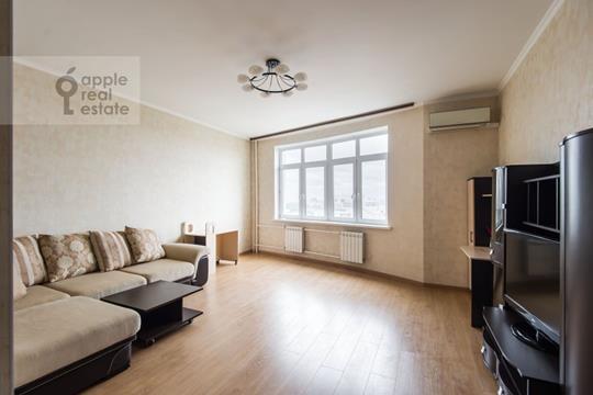 3-комн квартира, 90 м2, 23 этаж