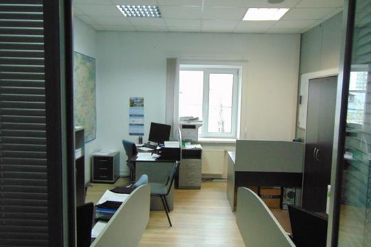 Офис, 340 м2, класс B+
