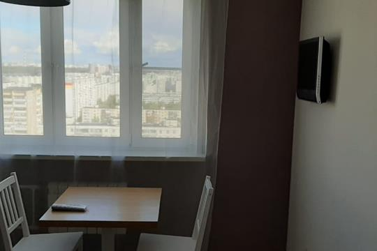 1-комн квартира, 37.5 м2, 22 этаж