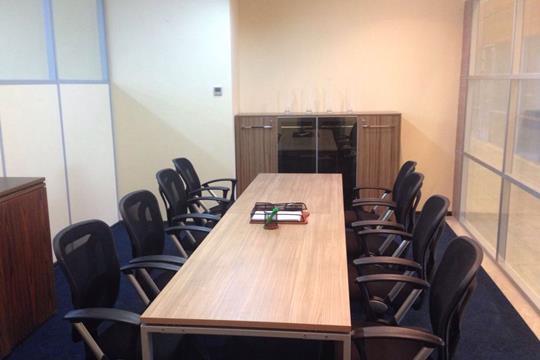 Офис, 141.1 м2, класс B+