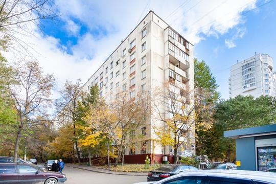 1-комн квартира, 32.9 м2, 5 этаж
