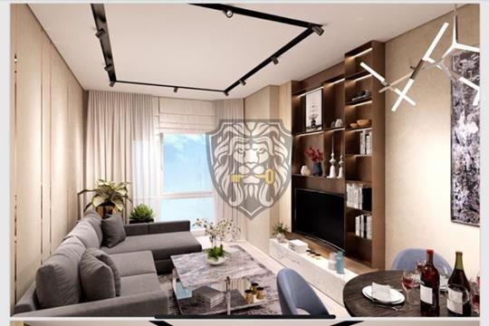 2-комн квартира, 84 м2, 21 этаж
