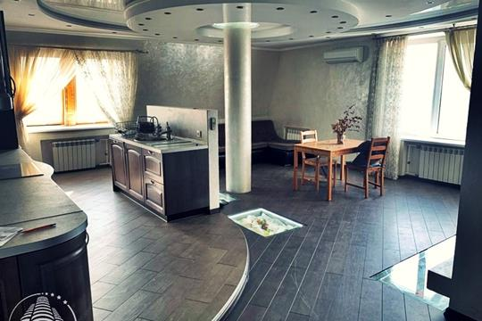 4-комн квартира, 160 м2, 15 этаж