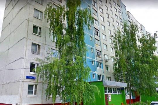3-комн квартира, 62.6 м2, 11 этаж