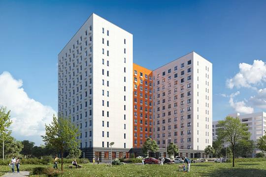 1-комн квартира, 36.3 м<sup>2</sup>, 13 этаж_1