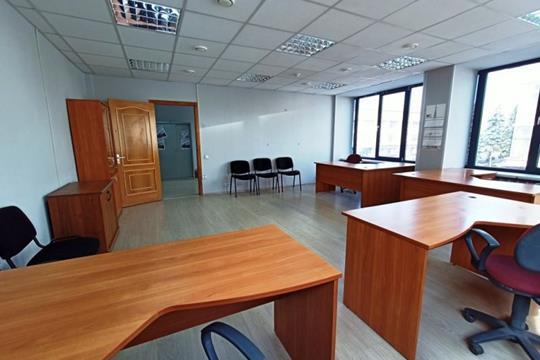 Офис, 56 м2, класс A