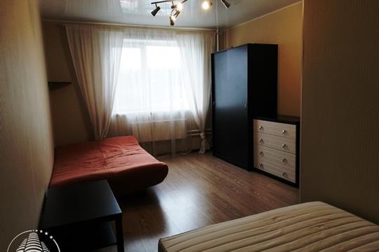 1-комн квартира, 38.2 м2, 4 этаж