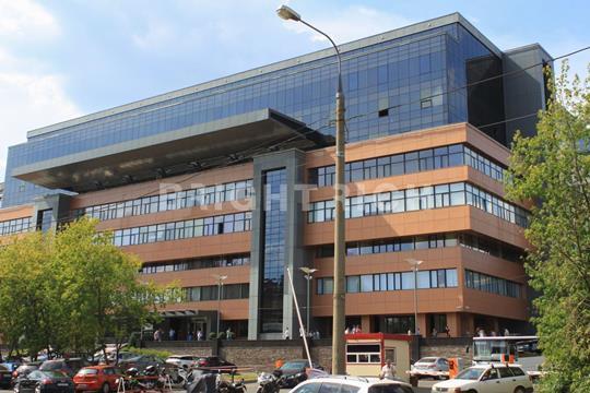 Офис, 129 м2, класс B+