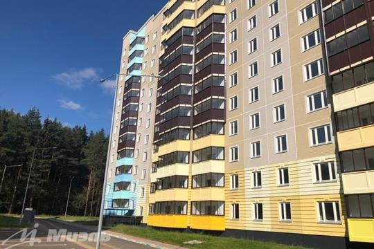 1-комн квартира, 39.49 м2, 7 этаж