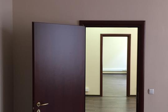 Офис, 53.3 м2, класс B+