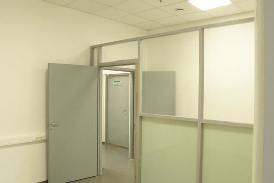 Офис, 55.4 м2, класс B+