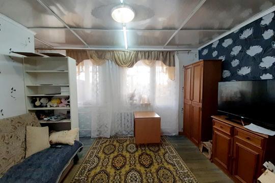 4-комн квартира, 60.8 м2, 5 этаж