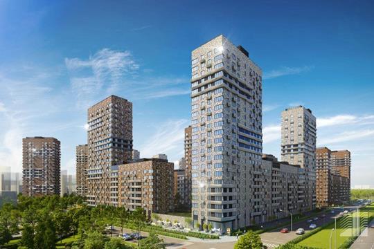 3-комн квартира, 90.46 м2, 13 этаж