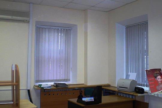 Офис, 121.9 м2, класс B