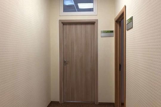 Офис, 38.4 м2, класс B